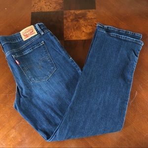 Levi's 505 straight jeans size 30